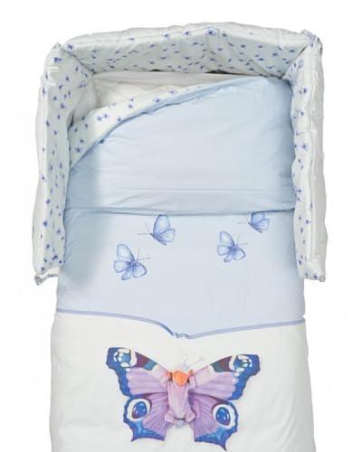 Anne Geddes Set Trapunta + Paracolpi Butterfly