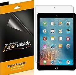 [3-Pack] SUPERSHIELDZ- Anti-Glare & Anti-Fingerprint (Matte) Screen Protector For Apple iPad Pro 9.7 inch - - Retail Packaging