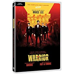 Warrior: S1 (DVD+DC)