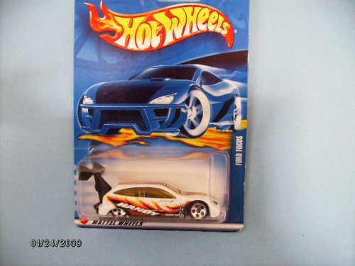 Hot Wheels Ford Focus 2002 Collector #184
