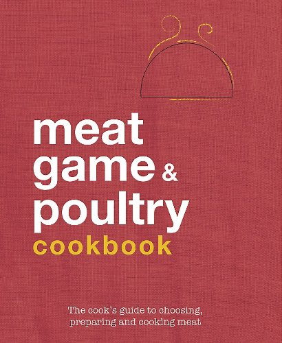 Diecut - Meat, Poultry and Game Cookbook