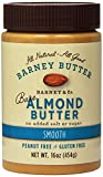 Barney Butter Bare Almond Butter, Smooth, 16 Ounce