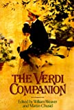 The Verdi Companion (0393304434) by Weaver, William