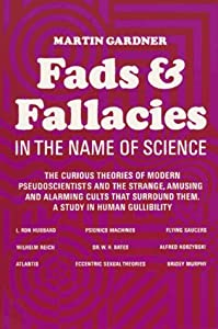 "Cover of ""Fads and Fallacies in the Name ..."