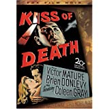 Kiss of Death (Fox Film Noir) ~ Victor Mature