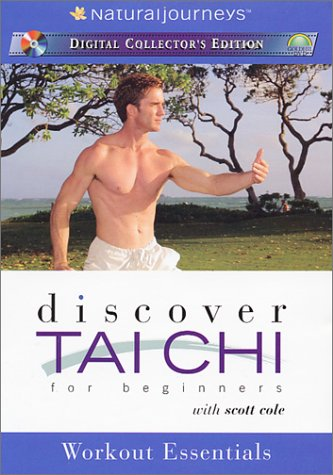 Discover Tai Chi for Beginners: Workout Essentials [DVD] [Region 1] [US Import] [NTSC]