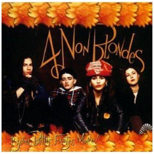 4 Non Blondes - Even Bigger Even Better Power Ballads 3 - Zortam Music