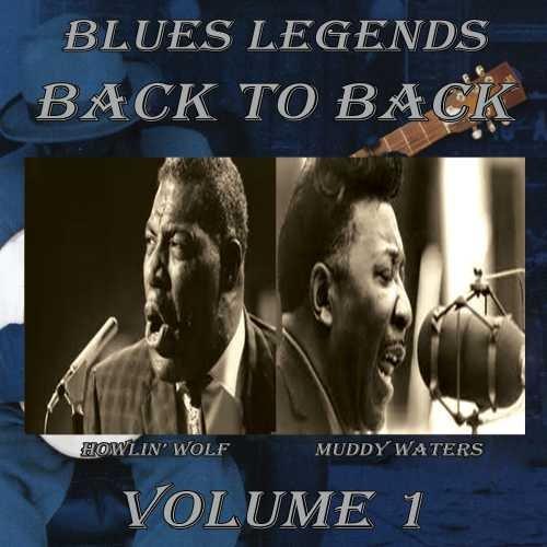 Blues Legends Back to Back 1