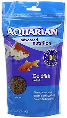 Aquarian Goldfish Pellet