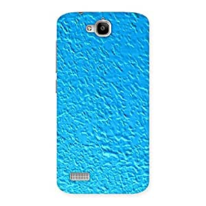 Blued Pattern Back Case Cover for Honor Holly