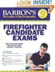 Barron's Firefighter Candidate Exams,...