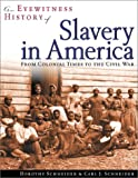 img - for An Eyewitness History of Slavery in America book / textbook / text book
