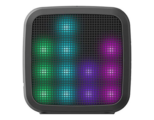 JAM Trance - Altoparlante con luci LED, bluetooth e wireless