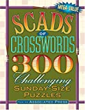 Scads of Crosswords (0517225735) by Associated Press