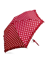 Per Una Spotted & Rose Umbrella