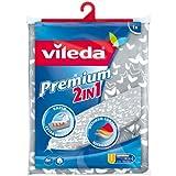 Vileda Premium 140511 2-in-1 Universal Ironing Board Cover 30-45 cm x 110-130 cm