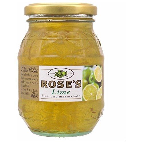 Rose's Lime Fine Cut Marmalade (454g) ローズのライム細かいカットマーマレード( 454グラム)