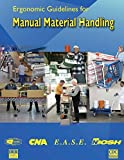 img - for Ergonomic Guidelines for Manual Material Handling book / textbook / text book