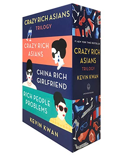 The Crazy Rich Asians Trilogy Box Set [Kwan, Kevin] (Tapa Blanda)