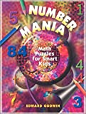 Number Mania: Math Puzzles for Smart Kids