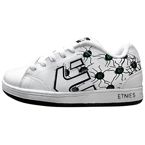 Etnies, Sneaker bambini, Bianco (bianco), 27,5 EU Bambino