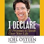 I Declare: 31 Promises to Speak Over Your Life | Joel Osteen