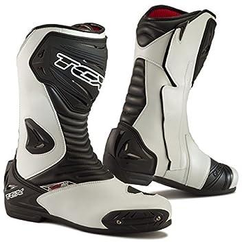 TCX - Bottes moto - TCX S-SPORTOUR EVO Blanc/Noir