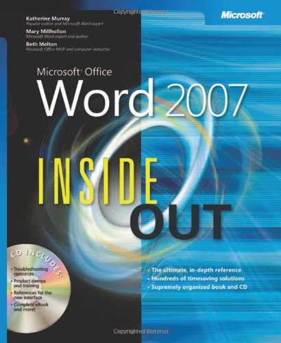 Microsoft® Office Word 2007 Inside Out