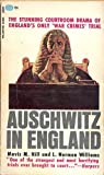 img - for Auschwitz in England: A Record of a Libel Action book / textbook / text book