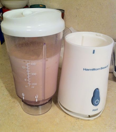 Review Hamilton Beach 51102 Single Serve Blender With 2