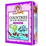 Educational Trivia Card Game - Professor Noggins Countries Of The World II By Outset Media TOY