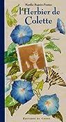 L'Herbier de Colette par Colette