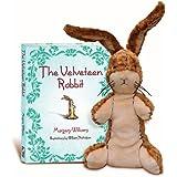 The Velveteen Rabbit Gift Set: Hardcover book and plush package