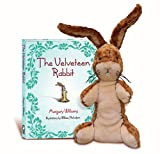 The Velveteen Rabbit Gift Set: Hardcover book and plush package