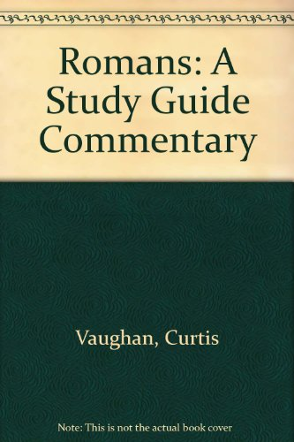 Romans: A Study Guide Commentary