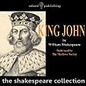 King John Audiobook by William Shakespeare Narrated by  The Marlowe Society
