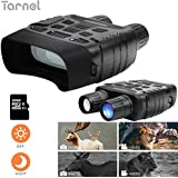 Tarnel Night Vision Binoculars HD Digital Infrared Hunting Binocular Scope 1080P Picture&720P Video and 2.31