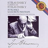 Stravinsky Conducts Stravinsky: Petrushka / Le Sacre du Printemps (The Rite of Spring)