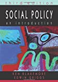 ISBN: 0335218741 - Social Policy: An Introduction