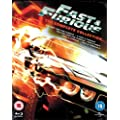 Fast & Furious 1-5 Complete Collection Box Set [Blu-ray] Series