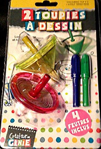 2 + 4 Router zeichnet Stifte nf Spielzeug