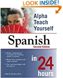 Alpha Teach Yourself Spanish in 24 Hours