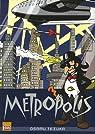M�tropolis, Tome 1 : par Tezuka