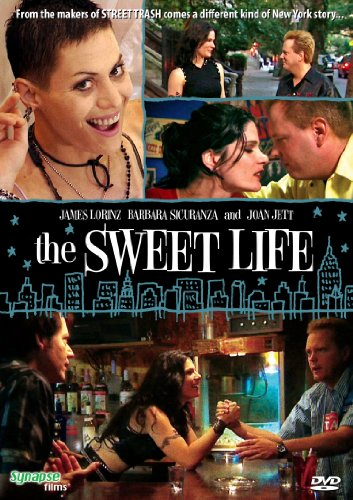 Cover art for  The Sweet Life