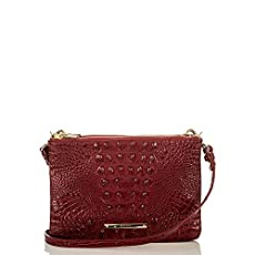 Perri Crossbody<br>Carmine Red Melbourne