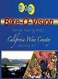 Bike-O-Vision Cycling DVD #3 California Wine Country