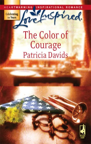 Image of The Color of Courage (Mounted Color Guard Series #1) (Love Inspired #409)