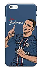 The Fappy Store Zlatan Ibrahimovic Printed Back CoverCase For Iphone 6S Plus