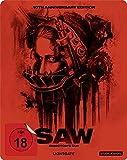 SAW – 10th Anniversary – Steelbook [Blu-ray]
