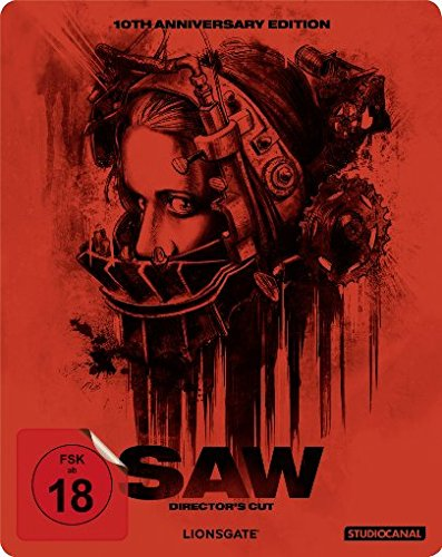 SAW - 10th Anniversary - Steelbook [Blu-ray]